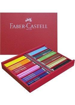 Värikynät Faber- Castell  3,8 mm Mix 240 kpl