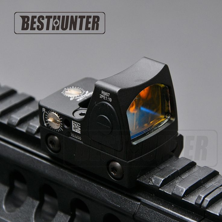 Trijicon RMR Stijl Glock Red Dot Sight Scope Reflex Sight Tactische Militaire Shotgun Sight Voor Jacht Richtkijker