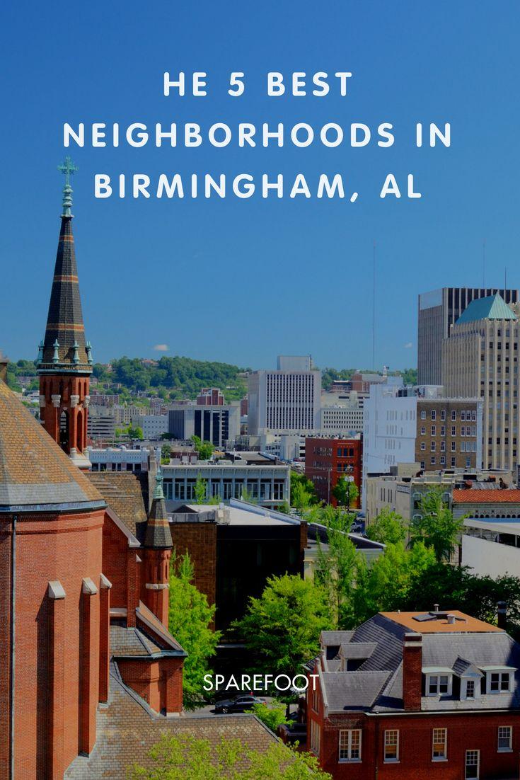 The 5 Best Neighborhoods In Birmingham Al The Neighbourhood