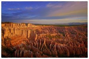 Bryce Canyon at sunrise by Erawan BrokenTale
