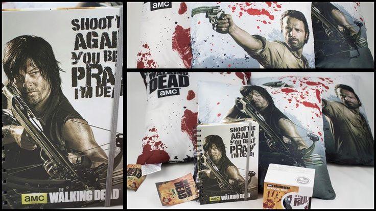 The Walking Dead   Fanshop Close Up