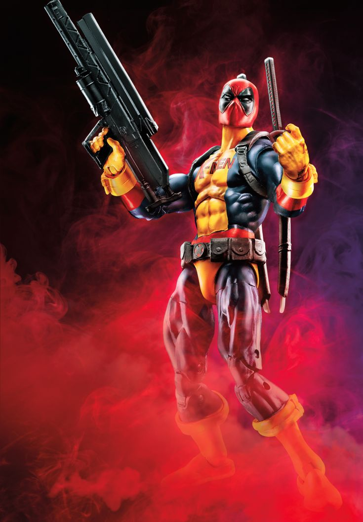 Marvel Legends Deadpool Second Wave Announced