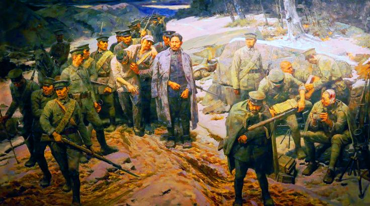 the northern expedition and the long Set out on the long-delayed northern expedition against the whose northern expedition was chinese civil war began with the shanghai massacre.