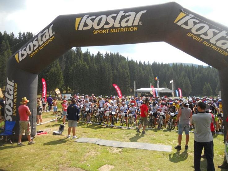 Start la Maratonul Bucegilor, organizat de HyperSport la PadinFest 2012