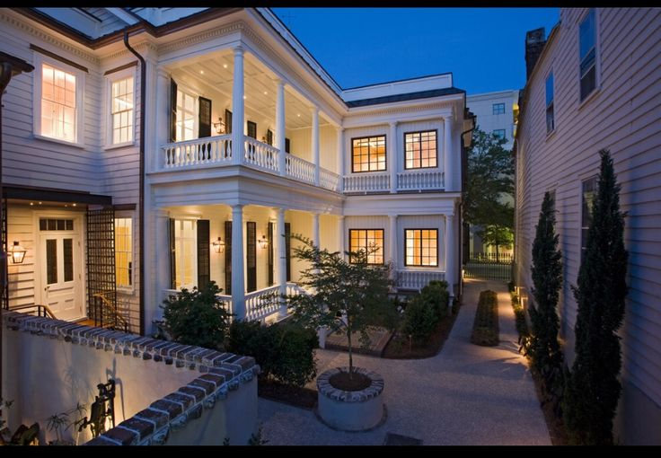 21 best images about my charleston style on pinterest for 2 story porch columns