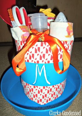 Fun, Easy, and Inexpensive Bridal Shower Gift - Clarks Condensed