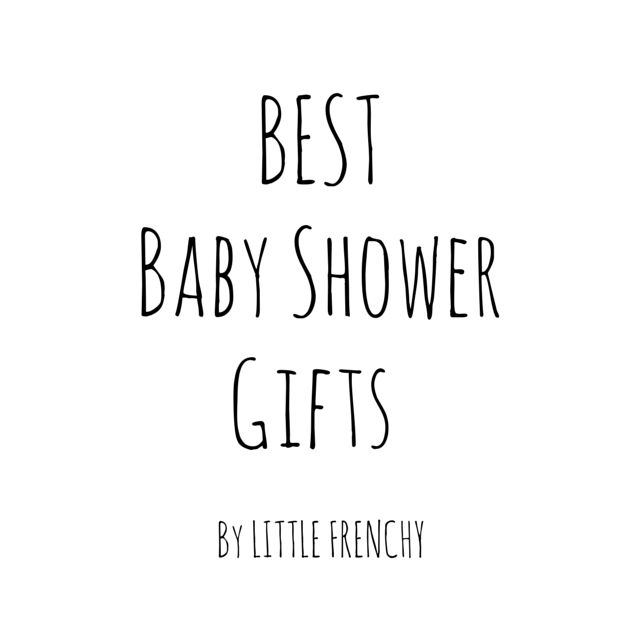 Little Frenchy selects unique baby shower gifts for you!