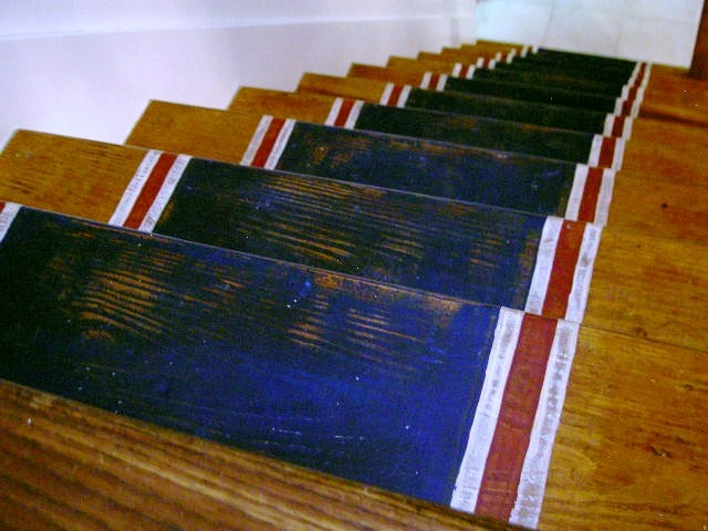 167 best Stair runner images on Pinterest   Stairs  Stair runners and Painted  stairs167 best Stair runner images on Pinterest   Stairs  Stair runners  . Painted Basement Stairs. Home Design Ideas