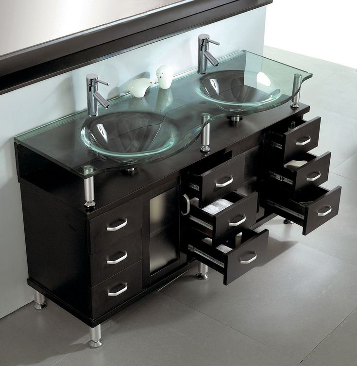 Bathroom Vanities With Sinks Double Sink And Single Sink Bathroom Vanities At Efurnituremart At Affordable