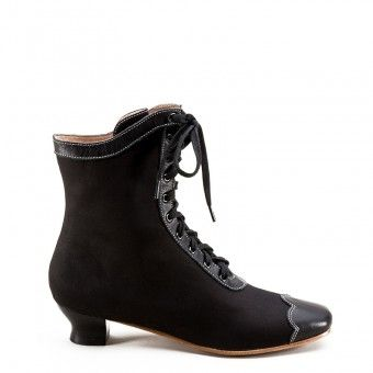 Chaussures victoriennes Balmoral