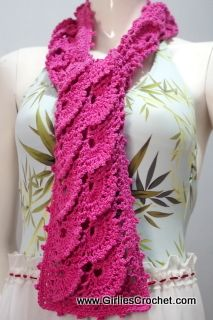 212 best crochet scarves images on pinterest crochet patterns free easy crochet scarf pattern with photo tutorial in each step dt1010fo