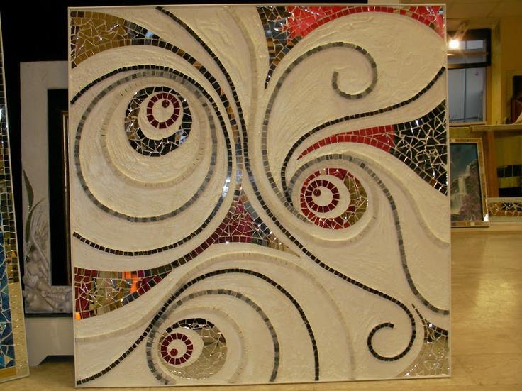 new age.  pannello a mosaico