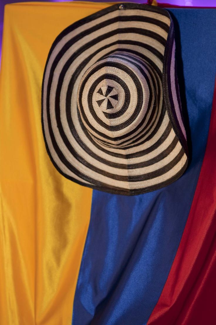 Los símbolos que caracterizaron al equipo colombiano y que fueron su compañía y distinción durante el evento de Sao Paulo