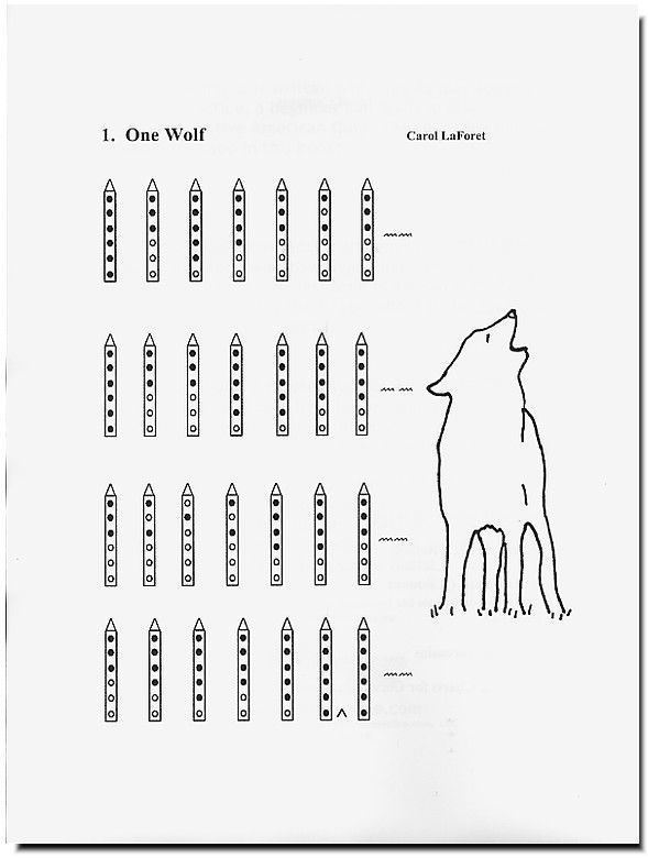 notes on native americans Nakai tablature has become the standard method for writing music for the native american flute view different tablatures and sheet music here.