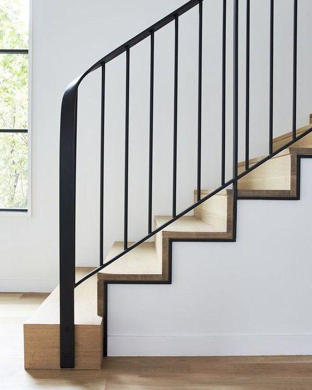 "Brett Foken Decorotation On Instagram ""Working On Designing   Custom Stairs And Railings   Guardrail   Barnwood   Upstairs   Interior   Ss Railing Design"