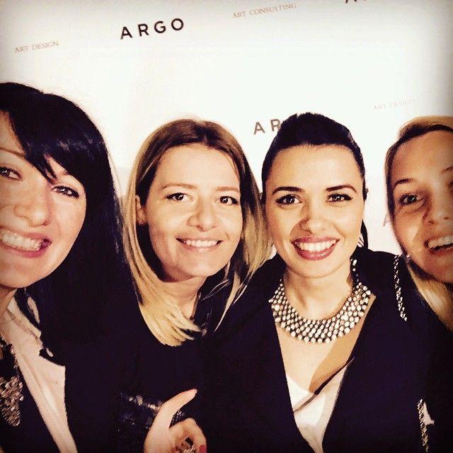 We love ARGO : Very nice ARGO Art Design Oil on canvas I Silk on Skin congrats !