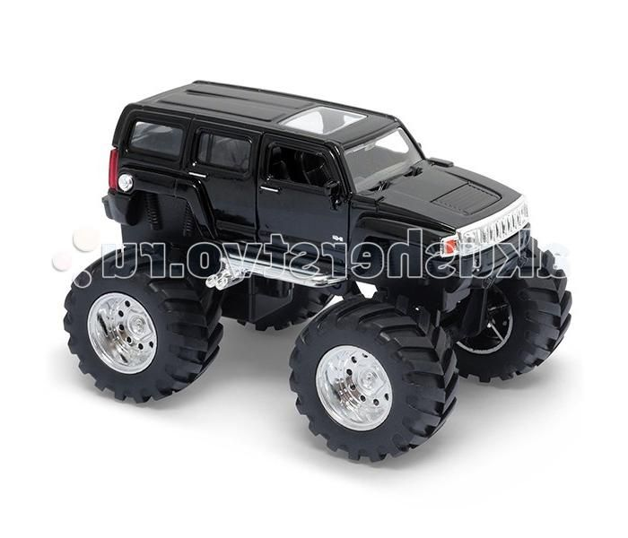 Welly Модель машины 1:34-39 Hammer H3 Big Wheel