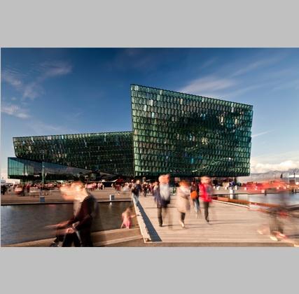 Premio Mies para el Harpa de Reikiavik, de Henning Larsen