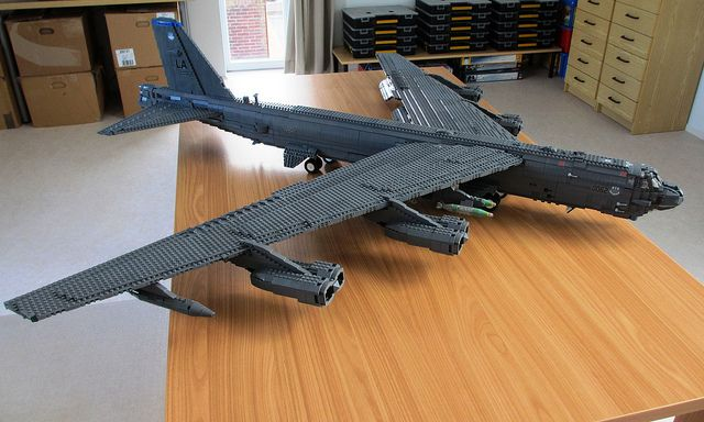 LEGO B-52H Stratofortress