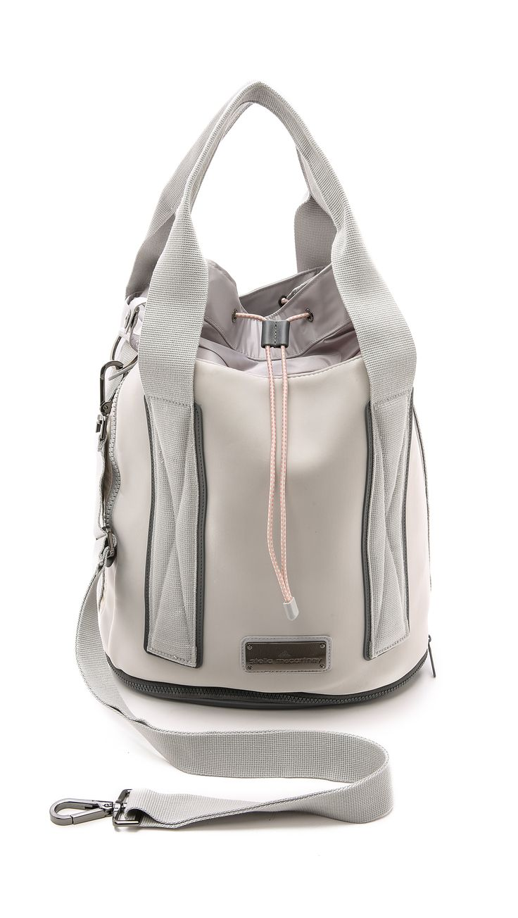 adidas by Stella McCartney Tennis Bag- amazing how she can design a sport bag and make it look like a chic and trendy statement bag.