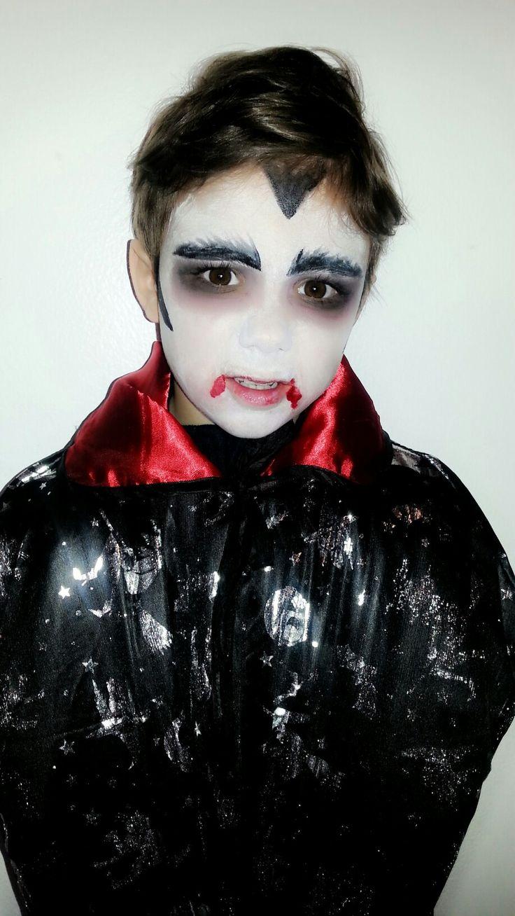 the 25 best boy halloween makeup ideas on pinterest