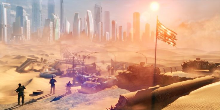 Dubai - Spec Ops:The Line