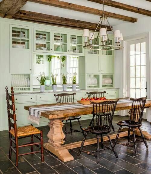 Best 25+ Green Country Kitchen Ideas On Pinterest