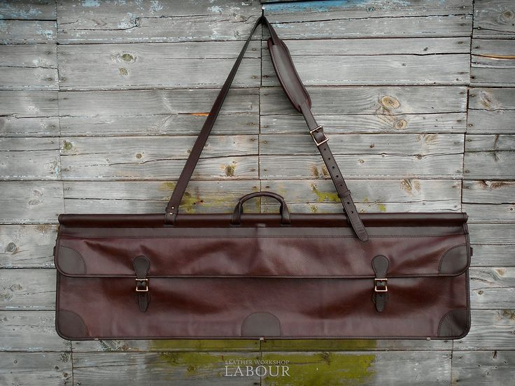 Купить Оружейная двусторонняя сумка на 3 единицы в интернет магазине на Ярмарке Мастеров