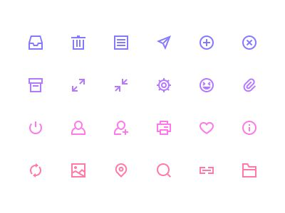System icon by INNOCENCE LOST #Design Popular #Dribbble #shots
