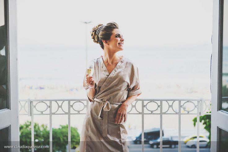 Vestido: Atelier Marie Lafayette Fotos: Claudia Queiroz Cerimônia: Igreja São José Recepção: Confeitaria Colombo