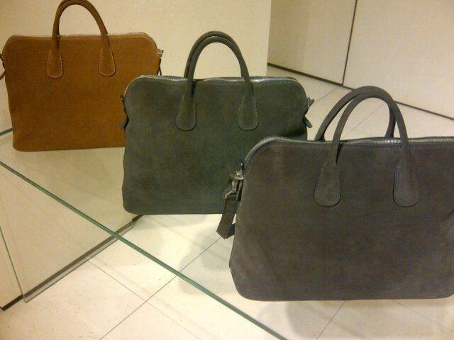 """Valextra """"Mylogo"""" new bag"""