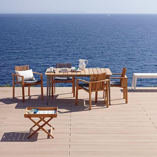 Cane-line - Amaze - moffice.dk.  #Indretning #Design #Udendørsmøbler #Havemøbler #Haveinspiration #Inspiration #Have #Luksus