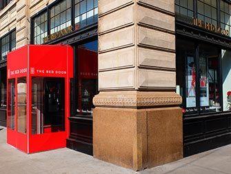 Салоны красоты в Нью-Йорке