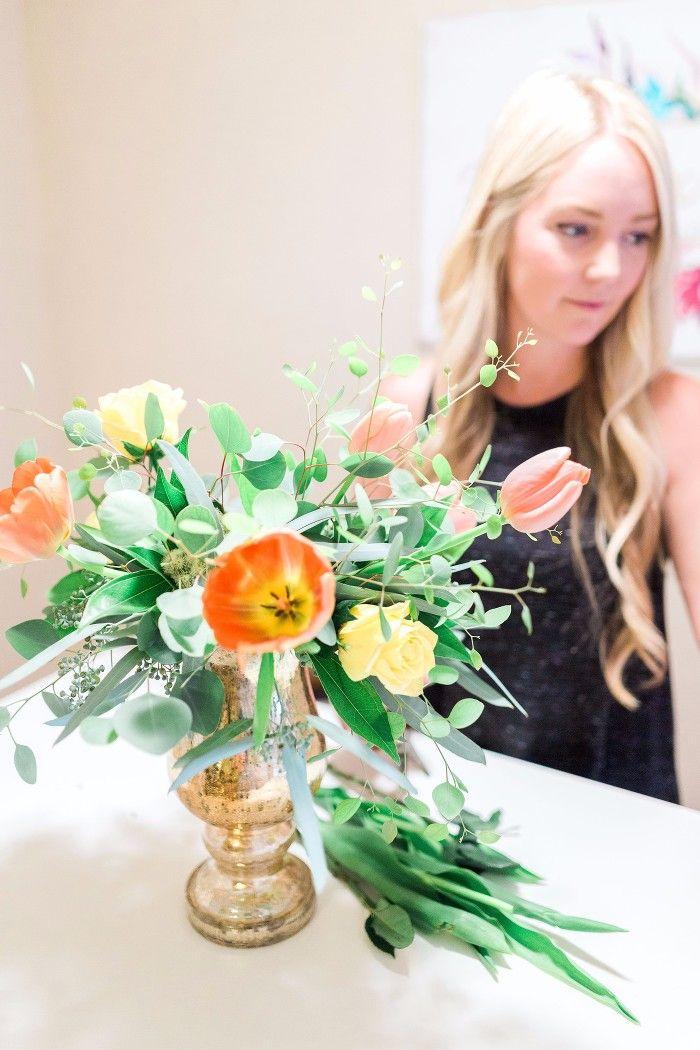 Alexis Grace Florals Tucson Arizona Wedding Florist Bouquet
