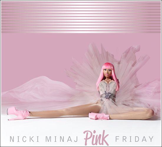 Pink Friday Nicki Minaj Cover.