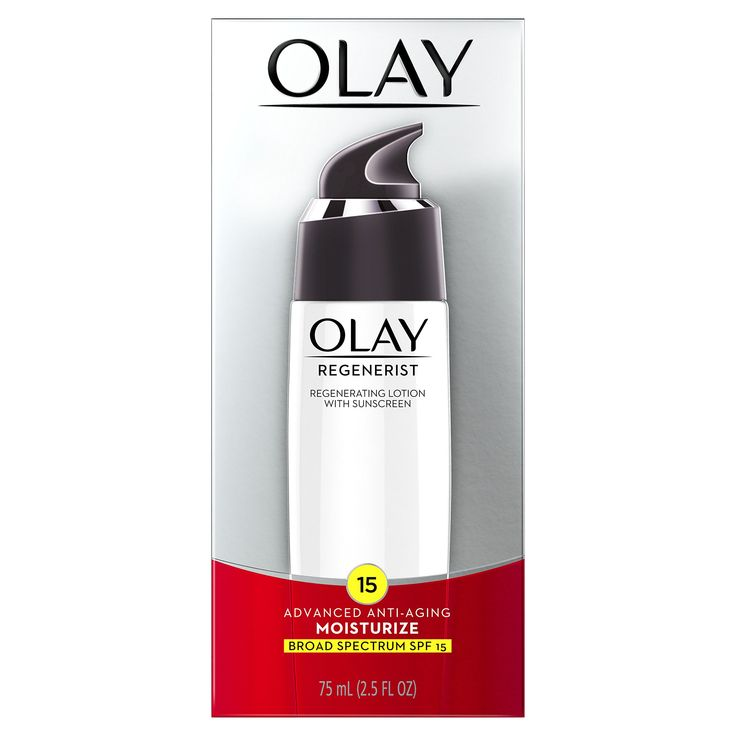 Olay Regenerist Regenerating Face Lotion Moisturizer with Broad Spectrum SPF 2.5 Fl Oz
