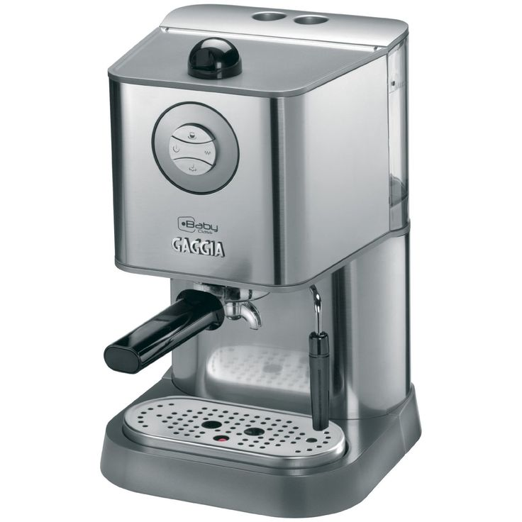 Gaggia Baby Class RI8157/40 Coffee Maker with Professional Filter: Amazon.co.uk: Kitchen & Home