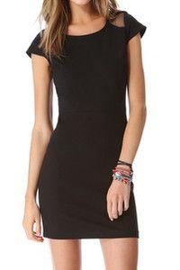 Little Black Dress Styled 5 Ways by Maya Horikawa
