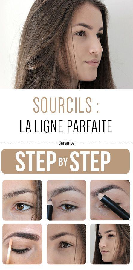 """Bérénice du blog 101Beautifulinyourownway vous délivre ses astuces pour des sourcils parfaits en un temps record : Mascara Transparent pour cils et sourcils (#21663) - Lifter & Filler pour sourcils """"Ivory/Dark"""" (#81603) - Anti-cernes (#21196) - Highlighter marbré """"Moonlight Pearls"""" (#83604) http://www.eyeslipsface.fr/"""