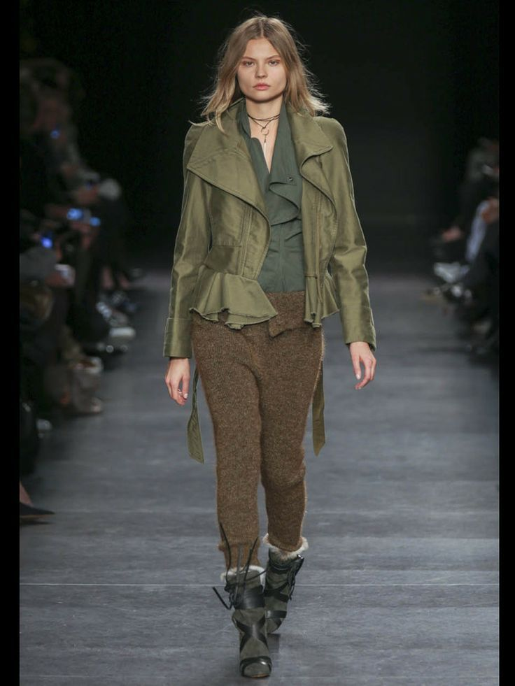 Gorgeous Style: Isabel Marant and her new Autumn/Winter collection. Mar Rojo 19