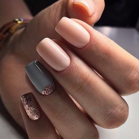 Different Color Nails Best Nail Designs 2018
