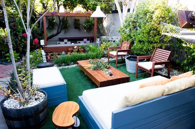 How To Build An Outdoor Theater In Your
