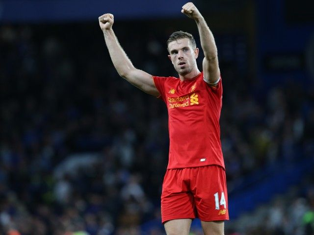Jordan Henderson: 'Too early to talk about Liverpool title challenge'