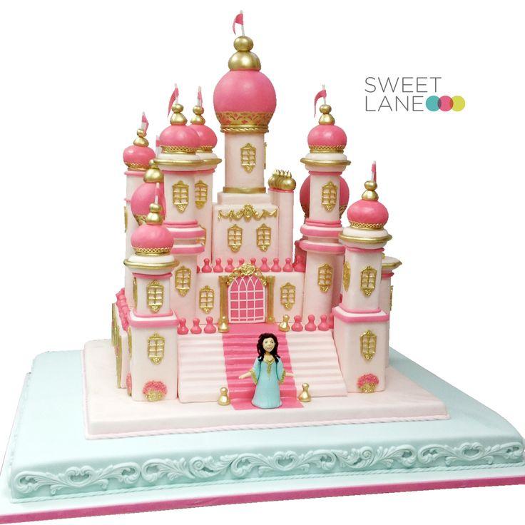 Arabian castle cake castle cakes pinterest castle for Arabian cake decoration