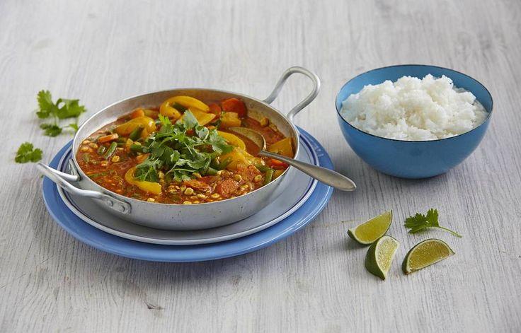 Tämä on täydellinen ruoka viileneviin syysiltoihin - katso mifu-curryn ohje!