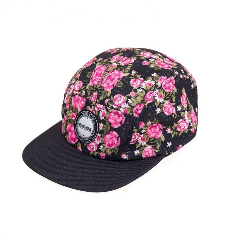 Pink Roses five cap, Mr. GUGU & Miss GO