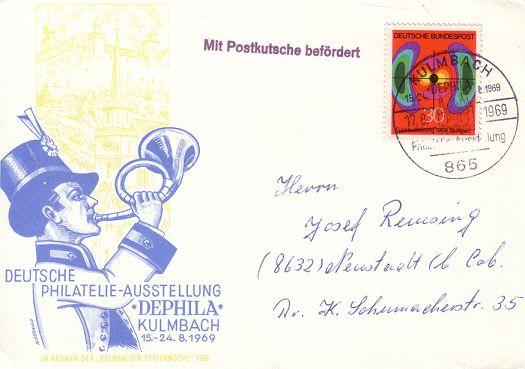 Reiseerlebnisse Postkutsche