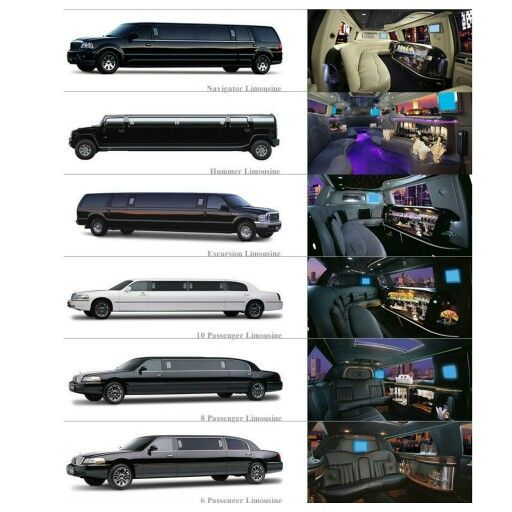 20 Best Limos Images On Pinterest