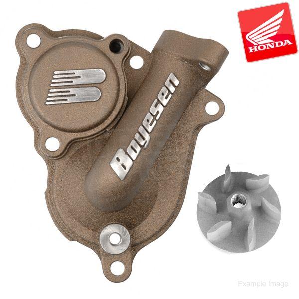 Boyesen Honda SuperCooler Water Pump Kit - Magnesium