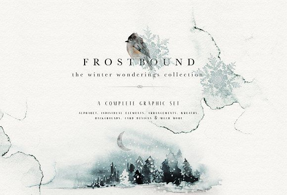 Frostbound - Winter Wonderings Set - Objects